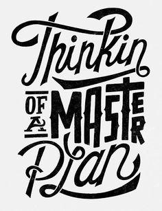 Master Plan by Jay Roeder, freelance illustration, hand lettering & design Hip Hop Quotes, Rap Quotes, Lyric Quotes, Life Quotes, Hip Hop Lyrics, Rap Lyrics, Hip Hop Frases, Eric B And Rakim, Baile Hip Hop