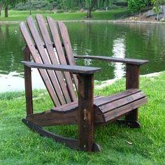 Bauanleitung Adirondack Chair Als Gartenstuhl Mit Bauplan. Selber Bauen Mit  Foto Anleitung Schritt Für Schritt. | Awesome Ideas | Pinterest | Outdoor  Ideas, ...