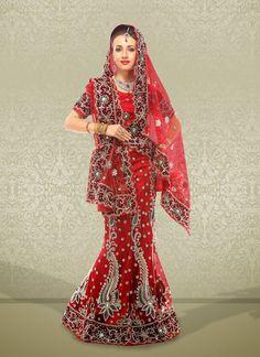 Vivacious Maroon Net Embroidered #Lehenga #bridallehenga #weddinglehengas #ethnicwear #womenapparel #womenfashion