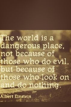 Ok so this reminds me of the book I am reading about the holocaust and it is so true