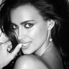 irina shayk. gorgeous!