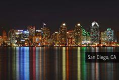 San Diego, California #travel #bucketlist #JetpacTravel