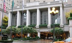 fairmont olympic hotel cascade suite - Google Search