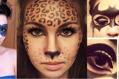 Pas de costume? Voici 13 idées de maquillages d'Halloween qui feront fureur!