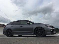 Subaru Levorg, Bmw