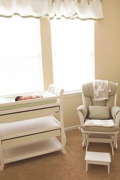 Neutral Nursery  |  renee marie photography