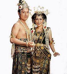 SICALAC & SICABAY Indonesian Costumes