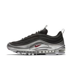 2d6b6d368e0f4 Nike Air Max 97 QS Men s Shoe Size 10 (Black)