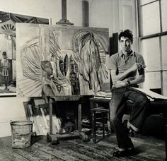Thomas Marks talks to Mark Gatiss about his new film, John Minton: The Lost Man of British Art, and his lifelong fascination with the painter's work John Minton, Mark Gatiss, National Portrait Gallery, The Guardian, Art Studios, Artist At Work, Craft, Printmaking, Illustrators