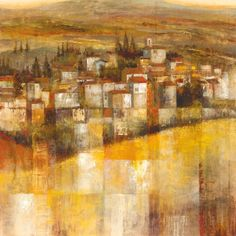 Portfolio Canvas Decor 'Azienda' Canvas Wall Art Painting