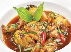 Ngon miệng ếch kho tộ   Món ngon mỗi ngày   Món ăn ngon   Món ngon Việt Nam