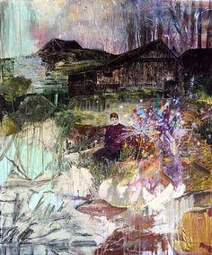 The Hallucinations of Poets (dandelion)  Hernan Bas