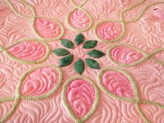 Margie Quilts.....: A sweet quilt to share on Valentine's Day