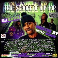 Rap Sheet and DJ Gates had team up with Wyld Bunch to bring you hot new Hip Hop in the streets With new music from Wyld Bunch , Sonja Blade , Cam'ron , Lil Wayne , Vado , Mobb Deep and more. This is a mixtape you want to download.