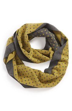 polka dot silk infinity scarf http://rstyle.me/n/t52n9r9te