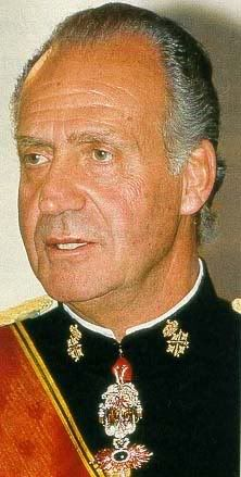 Juan Carlos de Borbon.  Reigned from 1975 until 2014. Abdicated in favor of his  son Felipe VI.  SPAIN