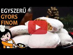Egyszerű mézes puszedli recept elkészítése videóval. A mézes puszedli elkészítését, részletes menetét leírás is segíti. Elkészítése ideje: 1ó Stuffed Mushrooms, Make It Yourself, Youtube, Dios, Bakken, Simple, Stuff Mushrooms, Youtubers, Youtube Movies
