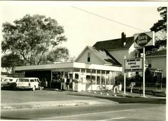 Big times in Westerville when we got a Dairy Queen in the mid 1960's
