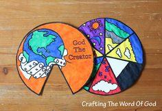 Days Of Creation Wheel