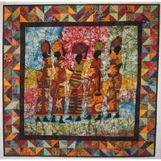 Rwandan Quilt