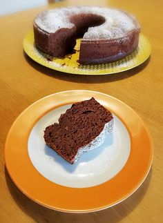 Becherkuchen mit Sauerrahm - lacky-bakings Webseite! Dream Cake, Muffins, Bakery, Deserts, Food And Drink, Pie, Sweets, Chocolate, Food Cakes