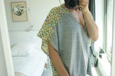 tuto blouse kimono