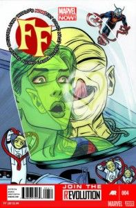 Cover by Mike Allred