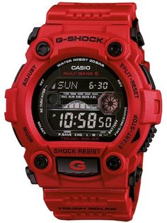 Men's Wrist Watches - Casio GShock GW7900RD4ER Mens Watch >>> Want additional info? Click on the image.