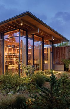 35 Popular Contemporary Home Design Exterior Cabin Design, Home Design, Beautiful Buildings, Beautiful Homes, Lindal Cedar Homes, House In Nature, Dome House, Le Havre, Villa