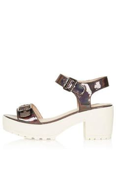 Nation Two Part Cleat Sandal