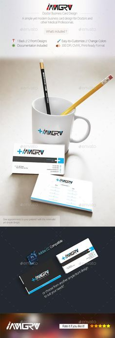 Doctor physician medical symbol business card physiciansurgeon doctor business card reheart Gallery