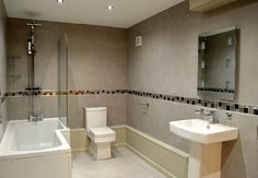 Apartment Renovation - Oxton, Wirral, Merseyside - Bathroom Project 2014...