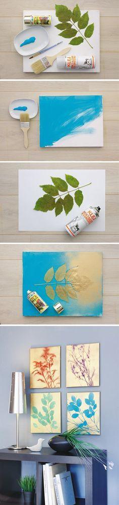 Spray-Painted Nature