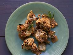 19 ways we love cauliflower roasted cauliflower with coffee sauce ...
