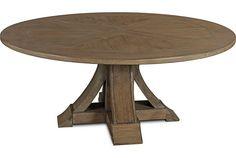 Viage - Alpine Dining Table (72