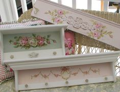 3 last minute projects for the June 1st & 2nd 2012 TVM Rainbow/Fallbrook CA.   C.Repasy