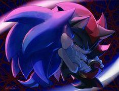 Silver The Hedgehog, Shadow The Hedgehog, Sonic The Hedgehog, Sonic Fan Art, Itachi Uchiha, Sonic Heroes, Sonic Fan Characters, Sonic And Shadow, Kawaii