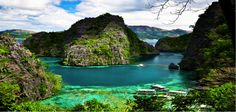 """The picturesque Coron Island in the Philippines courtesy of . All week long we will be featuring the Hashtag your best pictures/videos taken in the Philippines with or for a chance to be featured. """"Dream Big Eat Well & Travel On"""" by luxuryworldtraveler Coron Island Philippines, Voyage Philippines, Palawan Island, Les Philippines, Coron Palawan, Philippines Travel, Lonely Planet, Beautiful Islands, Viajes"""