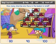 Giocare con le tabelline... sulla groppa di un cammello!