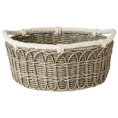 Waveney Wicker Medium Basket