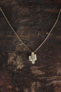 Cactus necklace!! too bad its sold out poo :(