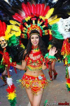 Los Tobas, danza 100% BOLIVIANA