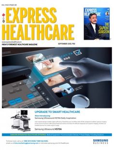 Express Healthcare September, 2015 edition - Read the digital edition by Magzter on your iPad, iPhone, Android, Tablet Devices, Windows 8, PC, Mac and the Web.