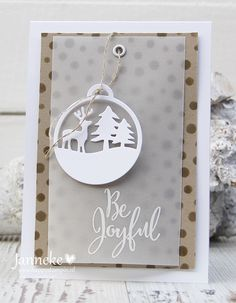 Happy Stampin' Janneke de Jong: Stampin' Up! Merriest Wishes, Merry Tags…