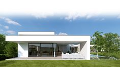 VILLA H2 Villa Design, Urban Design, Contemporary, Modern, 1, Exterior, Mansions, The Originals, House Styles