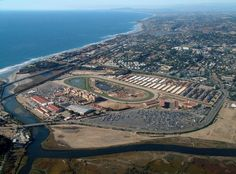 Del Mar Racetrack | Del Mar is known World-Wide for the Del Mar Race Track and Fairgrounds ...