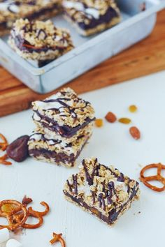 Bring these 5-ingredient no-bake bars and be the star of the potluck. It's that simple.