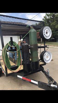 Welding Trailer, Welding Trucks, Welding Cart, Welding Shop, Trailer Diy, Welding Rigs, Trailer Build, Welding Ideas, Welding Tools
