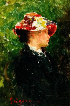 Fine Art, Explore, Oil Paintings, Photos, 19th Century, Hat, Characters, Painters, Daughter