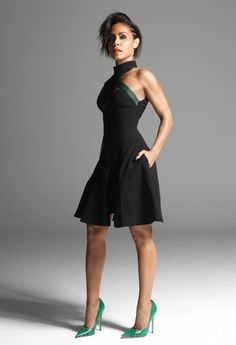Jada Pinkett Smith for S Moda photography by Don Flood